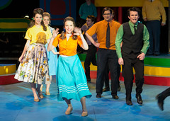 162 (Dan Anderson Pictures) Tags: show minnesota spring theater stpaul highschool musical production hairspray mn cdh 2015 cretinderhamhall