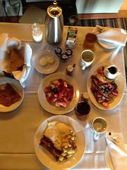 Breakfast in the suite (A. Wee) Tags: california usa breakfast america hotel resort carmel hyatt 早餐 inroom 美國 酒店 加州 凱悅