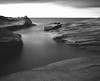 Cape Kiwanda #1 (jim peterson2012) Tags: 50mm fujiacros mamiya7ii hoyandx400