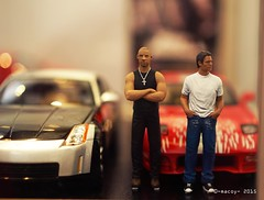 Dom and Brian (-macoy dela noche-) Tags: carlzeiss sonya7m2 sel55f18za a7ii manilainternationalautoshow auto show cars fastfurious dominictoretto brianoconner