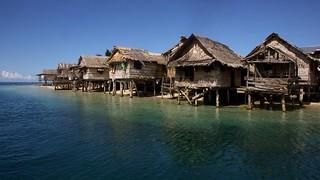 Lilisiana village, Solomon Islands. Photo by Wade Fairley
