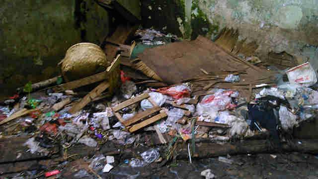 Sampah di Bogor