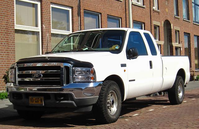2001 ford diesel duty super v8 73 f250 fordf250 fordsuperduty grijskenteken sidecode9 vd137n