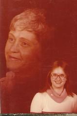 "1970s style double portrait- ""Mom &  Kim"" (912greens) Tags: 1970s portraits doubleportraits folksidontknow mothersanddaughters mothers daughters studios studioportraits"