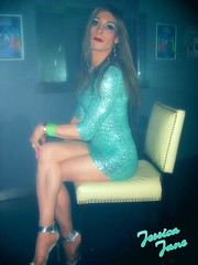 Sparkle Saturday Sequins (jessicajane9) Tags: tv cd lgbt m2f trans tgirl feminized transgender transvestite tg crossdressing boy2girl femboy