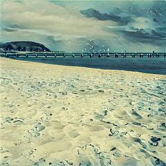 Ostee Travemnde (o.tacke) Tags: warnemnde lbeck ostsee baltic sea beach strand prisma
