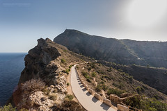 The Path (Normann Photography) Tags: costablanca elfaro elmarmediterrneo espaa farodelalbir lamarinabaixa spain themediterraneansea thewhitecoast lighthouse vacation lalfsdelpi comunidadvalenciana es