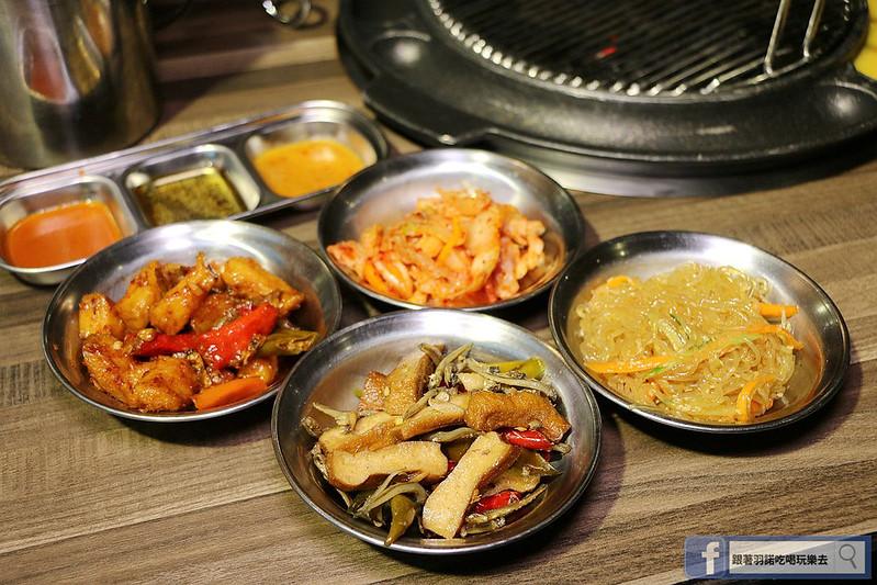 西門韓式料理《肉倉》韓國烤肉吃到飽25