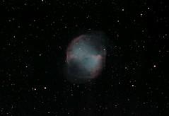 20160717 M27 - Dumbell Nebula (Roger Hutchinson) Tags: canon space nebula astrophotography astronomy celestron m27 deepsky dumbbellnebula uhc