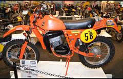 SWM RS/GS 125 TF1 (1980) (baffalie) Tags: moto ancienne vintage classic old bike motorbike retro expo enduro italia fiera milan motocycle