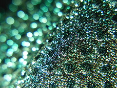 dipples (Gazman_AU) Tags: fabric material texture surface abstract macro bokeh gorgeousgreenthursday hggt green