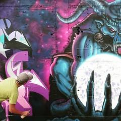 painting Monsters in Alcatraz (brave one) Tags: brave1 brave braveone braveonecouk bravearts bafraid essexgraffiti leopardskinlace essexarts ukgraffiti graffitiart aerosolart blackbook graffitisketchbook spraycanart wallart muralart graffitiworkshop graffitiworksops braveart graffitimural graffitimurals britishgraffiti wallmurals nevagrowinup artwall muralgraffiti drawingenglish montanagold montanablack graffitiuk oneloveoneheartonedestiny skillstopaythebills spraycanartforsale graffitiartforsale forsale artforsale streetartforsale artists arts essexpainters hot spraypainted muralinspraypaint dreamlover comeandrescueme spraycan artistbritish graffitisketches graffiti lineism graffiticharacter lakesidegraffitigraffitiexhibition brave1graffitinet streetexhibition streetart thesmellofblood graffitidrawing montana englishgraffiti vampire lovebomb ukessex essexartists twistedindividual linetamer spraypaint spraycanartist 08sketchkincrossed theusualsuspects oldschool chasndave thatswhatilike enockmahlangu