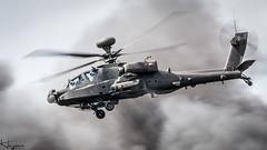 Apache Gunship (Wayne Cappleman (Haywain Photography)) Tags: wayne cappleman haywain photography farnborough airshow 2016 fia16 fia2016 gunship apache helicopter army air coprs british