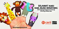 Hari Hak Asasi Binatang (carii_ID) Tags: carii cariicom hak asasi binatang indonesia community komunitas