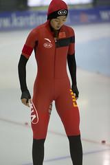 A37W7478 (rieshug 1) Tags: speedskating schaatsen eisschnelllauf skating worldcup isu juniorworldcup worldcupjunioren groningen kardinge sportcentrumkardinge sportstadiumkardinge kardingeicestadium sport knsb ladies dames 500m