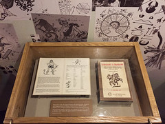 Dungeons & Dragons Original Edition (stecki3d) Tags: seattle washington emp experience music project museum dungeons dragons 1st edition