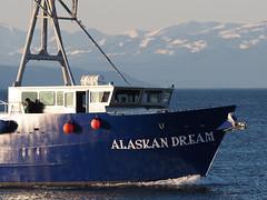 Alaskan Dream (RS_1978) Tags: schiff meer olympusem1 gewsser acqua eau mar mare mer sea ship wasser water   homer alaska usa us