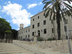 Basilica of the Annunciation in Nazareth (Shalva1948) Tags: travel history religious church nazareth israel