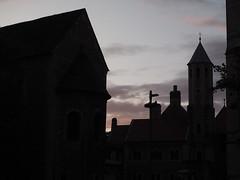 Dom St. Blasii und Burg Dankwardrode (1elf12) Tags: braunschweig germany deutschland dom stblasii burg dankwardrode brunswik nacht dämmerung