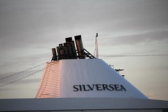 IMG_0080 (www.ilkkajukarainen.fi) Tags: ship cruiser silver sea harbour helsinki finland suomi europa eu scandinavia etelsatama katajanokka