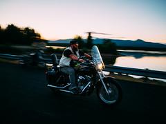 dan-1 (stoshphoto) Tags: yellowstone montana motorcycle trip travel olympus adventure mountains forest lake stream waterfall