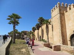 Rabat kasbah des Oudaya_0514 (JespervdBerg) Tags: holiday spring 2016 africa northafrican tamazight amazigh arab arabic moroccanstyle moroccan morocco maroc marocain marokkaans marokko rabat qasbah kasbah qasba oudayas oudaias