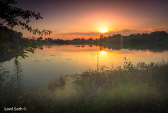 Parco Increa - Brugherio (Lord Seth) Tags: d7200 landscape lordseth paesaggio sunset brugherio cokin filtri goldenhour longexposure lungheesposizioni nikon parcoincrea reflections riflessi tokina1116dxiif28 ndfilters