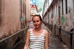 [russian girl] (tyronerodovalho1) Tags: india indian himalaia mountains moutain rishikeshi uttarakhand ganges river travel life friend street style girl russian