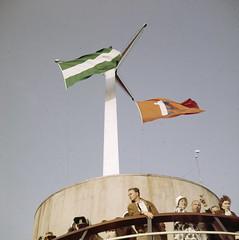 51: Rotterdam  Euromast  1961 (Steenvoorde Leen - 1.9 ml views) Tags: rotterdam 1961 euromast