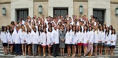 WhiteCoat2016-111 (um.dentistry) Tags: white coat class 2020 dentistry schoolofdentistry universityofmichigan dentist