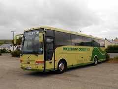 Dudley's Coaches, Radford, GO52 END (miledorcha) Tags: go52end volvo b12m van hool alizee t9 dudleys coaches radford worcs inkberrow cruiser iii mitchell endeavour birmingham psv pcv coach tours tour holidays travel newquay cornwall