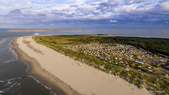 Vlieland from above (Thomas Bartelds Photography) Tags: vlieland overview island nature netherlands nikon sea north blue green beach ngc