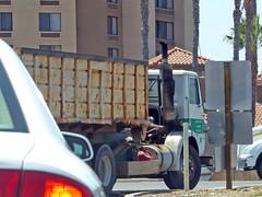 Roll Off Truck 8-11-16 (Photo Nut 2011) Tags: sandiego california garbage trash sanitation wastedisposal waste junk truck garbagetruck trashtruck refuse miramar rolloff dumpser