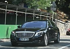 d_WENDE740 (Vetal 888 aka BB8888BB) Tags: mercedes maybach mercedesmaybach sclass x222 licenseplates ukraine kyiv  dwende740   germany