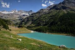Bionaz (Marano Marco) Tags: marano maranomarco bionaz digabionaz aosta valleaosta suisse svizzera diga dam bionazdam alpi alps aostaalps