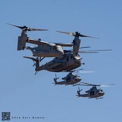 Blades of Freedom (damneardone) Tags: magtf osprey mv22 superstallion marines mcasmiramar california sandiego aircraft airshow helicopter aviation nikon nikonsigma d7100 sigma