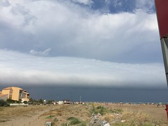 Narbonne-Plage (mrm27) Tags: narbonneplage aude france cloud weather