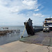 Ferry para sair da ilha