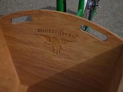 Metrofiets Box (raffizack) Tags: bicycle oregon nijmegen portland cycle netherland velo cargobike nimwegen hpv humanpower lastenrad metrofiets internationalcargobikefestival