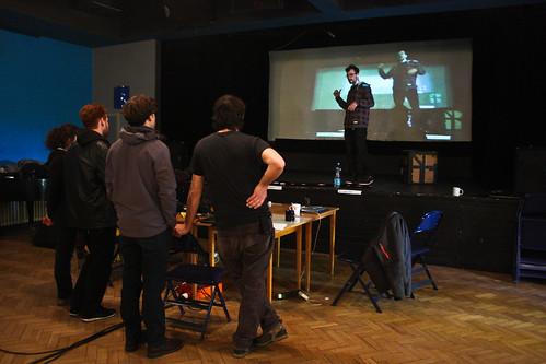 "WORKSHOP: Percepce lidského oka / Video jako zdroj světla na divadle • <a style=""font-size:0.8em;"" href=""http://www.flickr.com/photos/83986917@N04/17085503551/"" target=""_blank"">View on Flickr</a>"