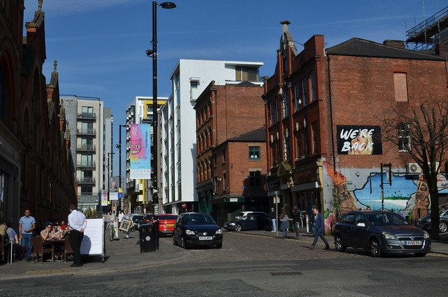 High Street/Thomson Street, Northern Quarter, Manchester