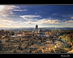 Siena (sirVictor59) Tags: italy panorama nikon europa europe italia siena toscana 10mm nikond300 sirvictor59