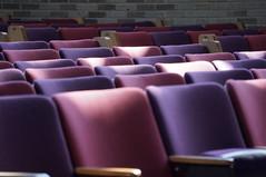 DSC09819 (meyerweb) Tags: sunlight synagogue seats sanctuary