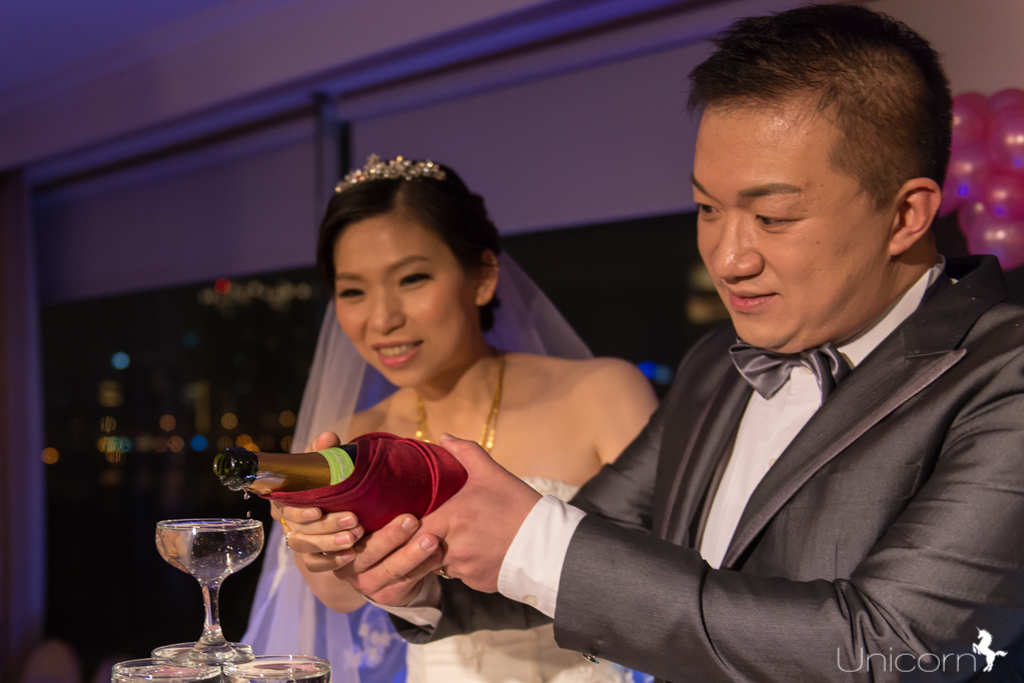 《婚攝章魚》健在 & 惠珊 / 豪景大酒店