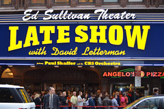 Goodbye Dave (lori.jane) Tags: newyork davidletterman edsullivantheater lorijane