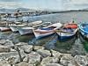 inciraltı (SONER DİKER) Tags: türkiye izmir inciraltı bulut cloud deniz sea boat sandal shelter barınaktravel seyahat trip turkey turkei outdoor vehicle water waterfront