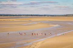 Le Mont-Saint-Michel 389.jpg (vossemer) Tags: frankreich meer wasser natur normandie aussicht fr watt ausblick landschaften atlantik lemontsaintmichel stimmungen ksten