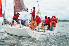 Endgame (Jon Mathers) Tags: seascape harbour yacht cork spinnaker cobh endgame jonmathers beaufortcup
