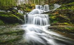 Garwin Falls (Robert Allan Clifford) Tags: waterfall newengland newhampshire nh falls wilton hillsboroughcounty robertallanclifford robertallancliffordcom garminfalls robcliffordphotography