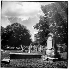 Shreiner Concord Cemetery, 240MP (B. Gohacki) Tags: pentax k1 ricoh dslr alienskin exposure photomerge merge panorama cemetery tombstone grave stone shreinerconcordcemetery lancaster pa monochrome blackandwhite